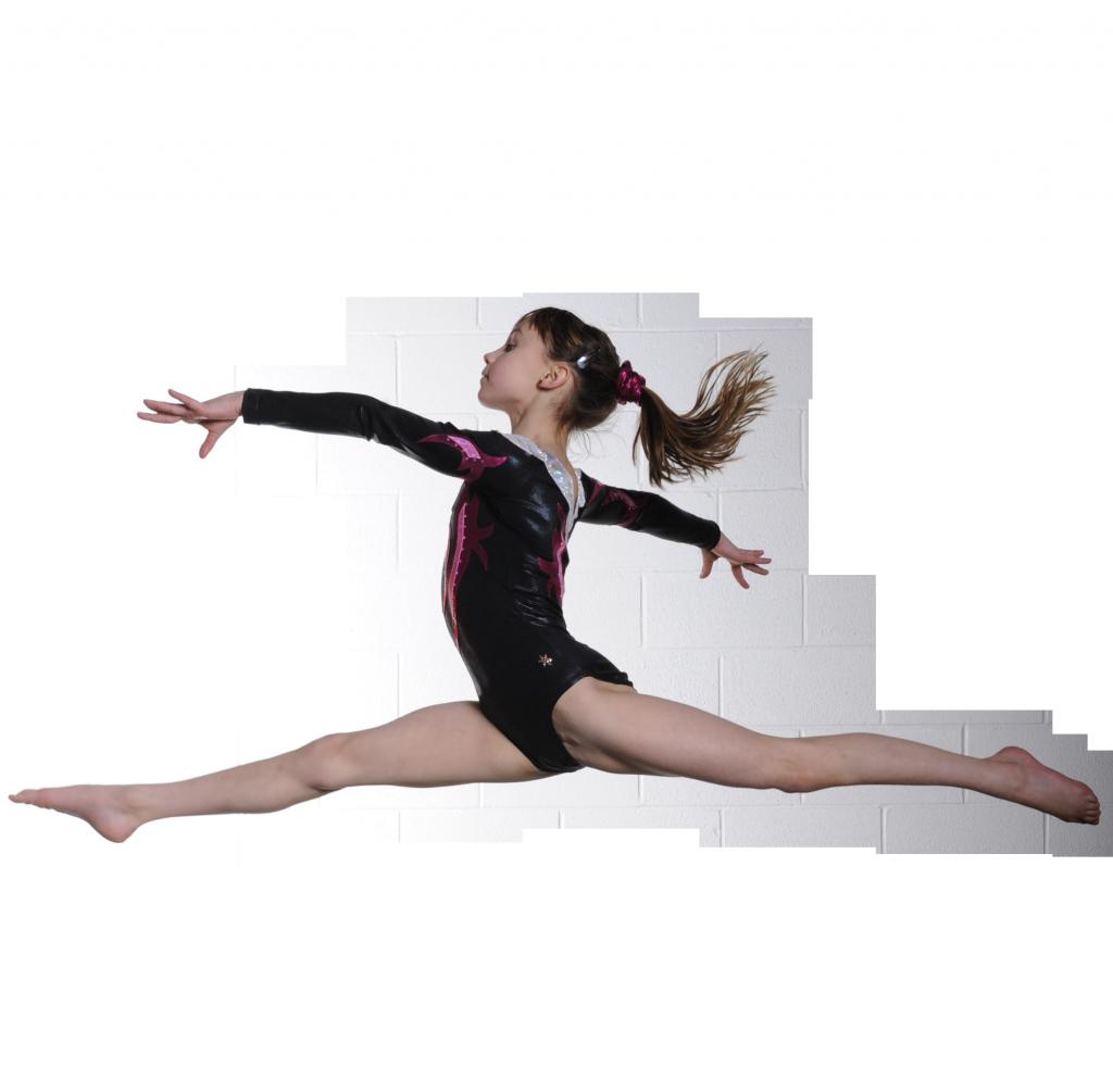 Gymnastics Leap