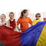 GymTools Parachute Activities