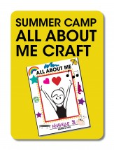 All About Me Craft Ideas Gymtastics Gymtools