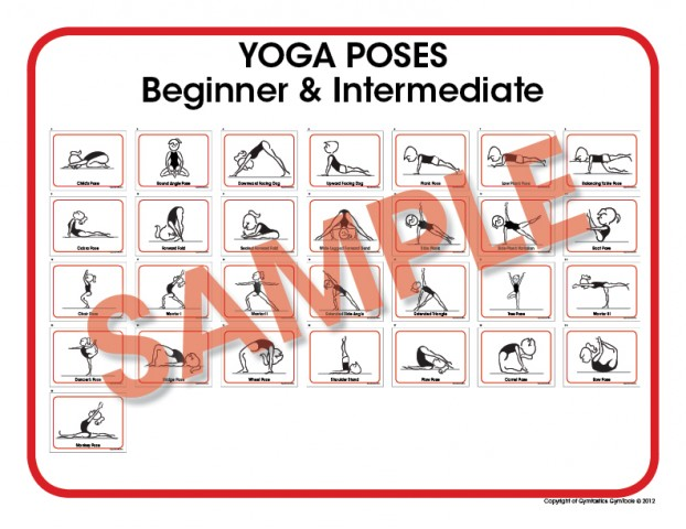 Yoga Poses Beginner Intermediate